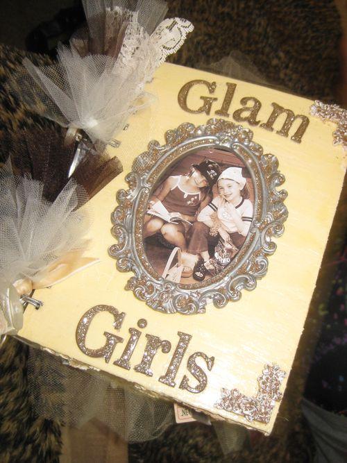Glam book 007