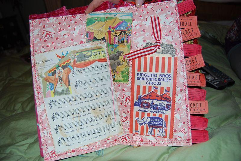 Circus book 177