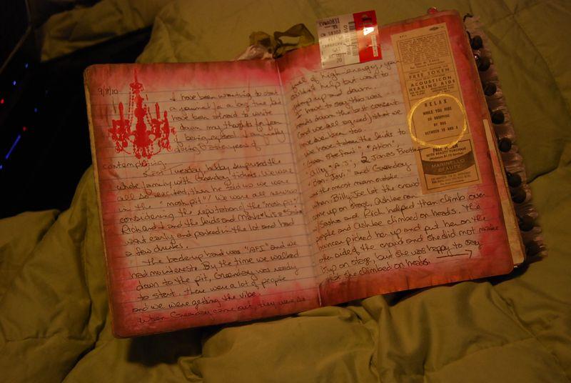 Junk journal 014