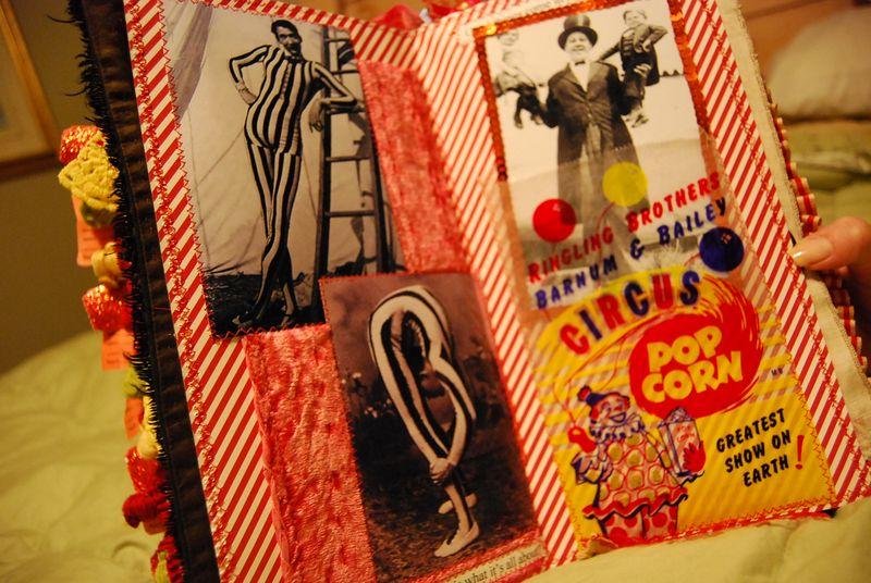 Circus book 190