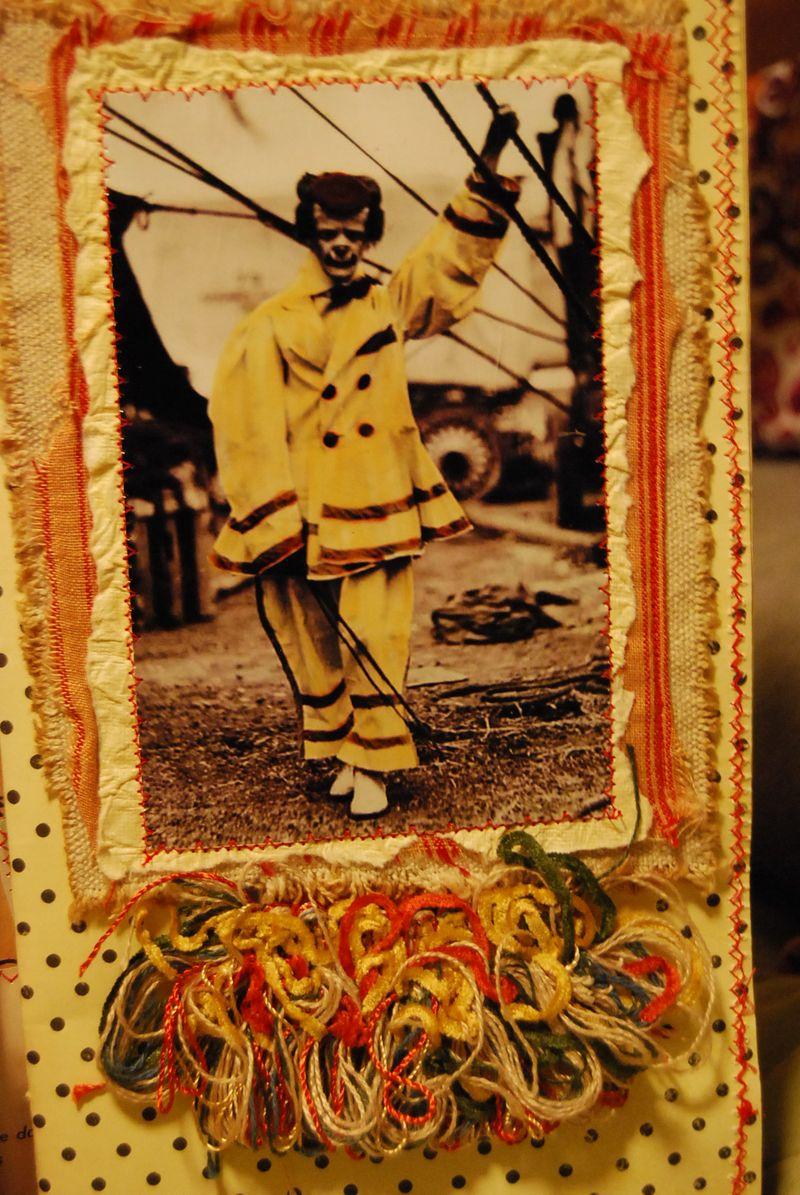 Circus book 201