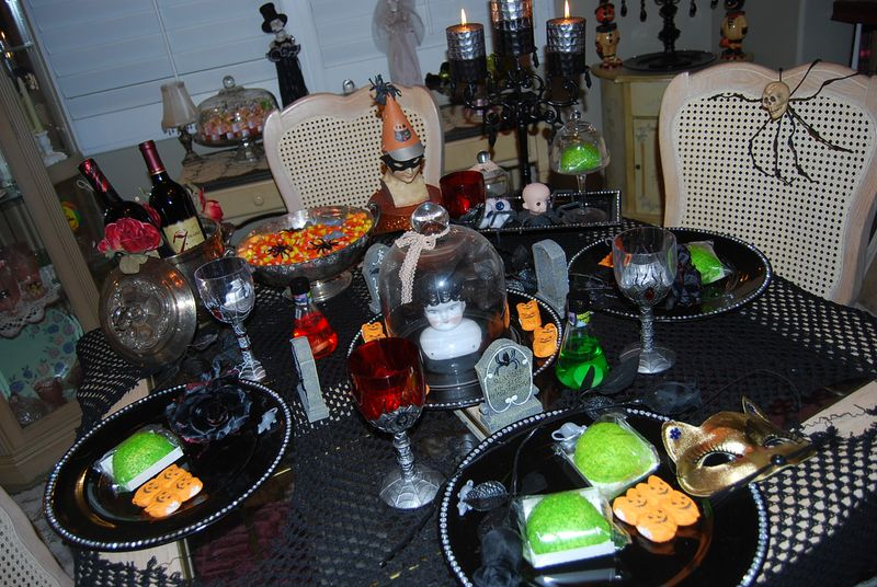 Halloween tea party 020