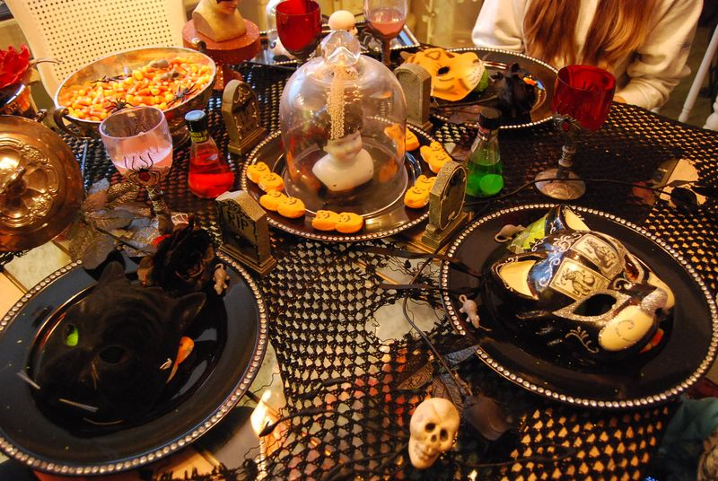 Halloween tea party 053