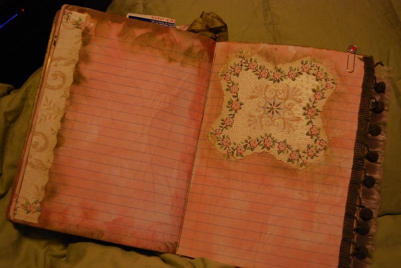 Junk journal 015