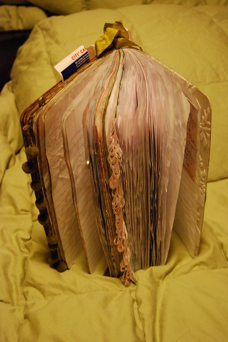 Junk journal 018