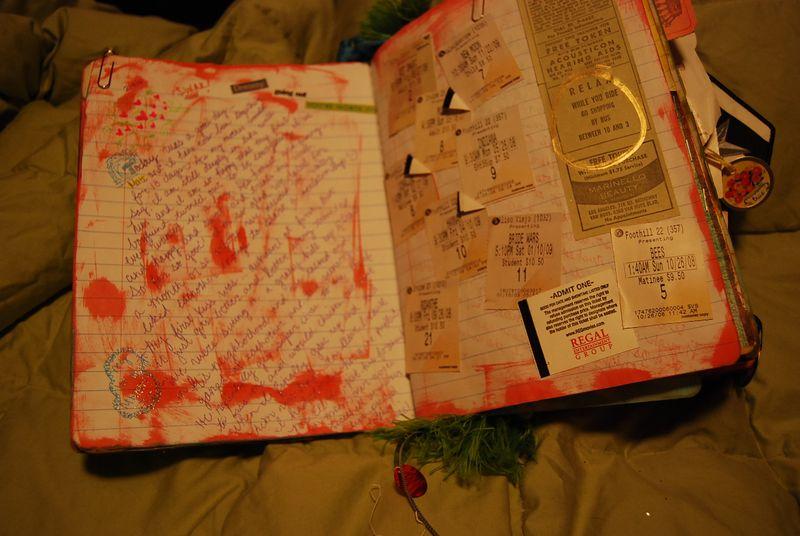 Junk journal 030