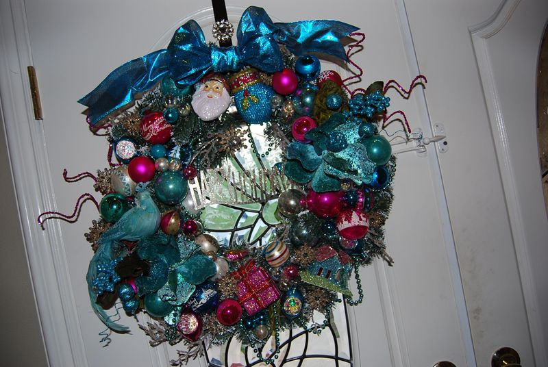 Christmas wreath 005