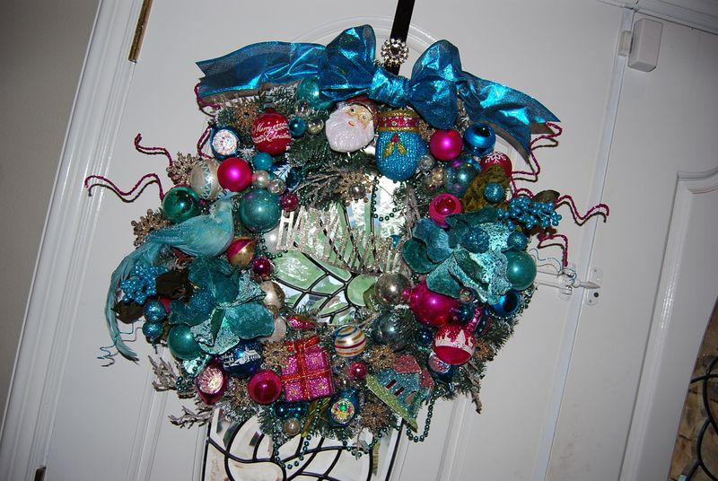 Christmas wreath 012