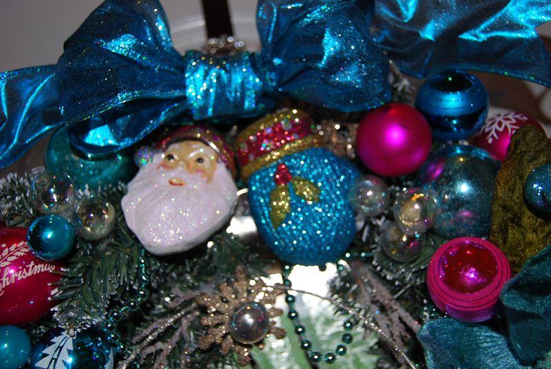 Christmas wreath 010